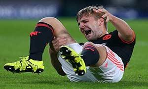 PSV Eindhoven 2-1 Manchester United
