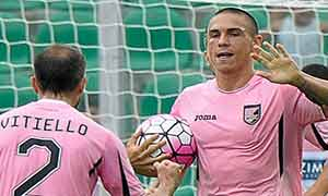 Palermo 2-2 Carpi