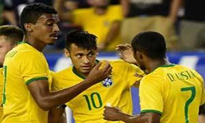 United States 1-4 Brazil