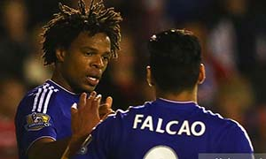 Walsall 1-4 Chelsea