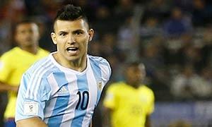 Argentina 0-2 Ecuador