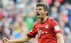 Bayern Munich 5-1 Borussia Dortmund