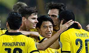 Borussia Dortmund 7-1 Paderborn