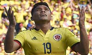 Colombia 2-0 Peru