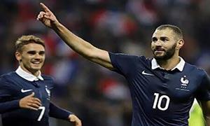 France 4-0 Armenia