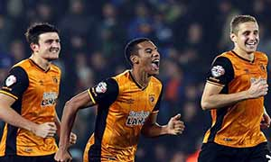 Hull City 1-1 (Pen 5-4) Leicester City