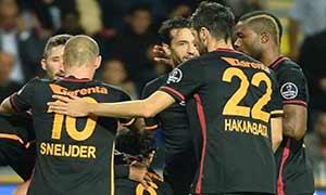 Istanbul Basaksehir 0-2 Galatasaray