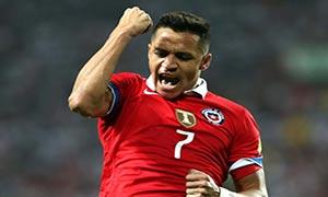 Peru 3-4 Chile