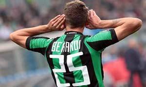 Sassuolo 2-1 Lazio