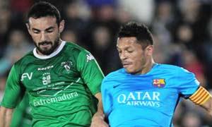 Villanovense 0-0 Barcelona