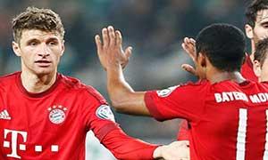 Wolfsburg 1-3 Bayern Munich