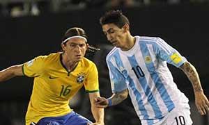 Argentina 1-1 Brazil