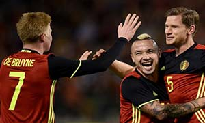 Belgium 3-1 Italy