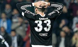 Besiktas 0-2 Akhisar Belediyespor
