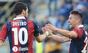 Bologna 2-0 Atalanta