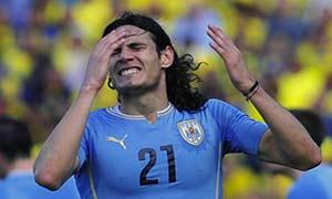 Ecuador 2-1 Uruguay