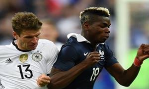 France 2-0 Germany