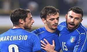 Italy 2-2 Romania