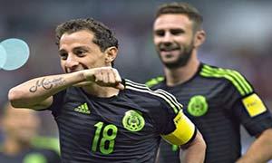 Mexico 3-0 El Salvador