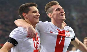 Poland 3-1 Czech Republic