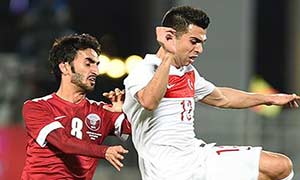 Qatar 1-2 Turkey