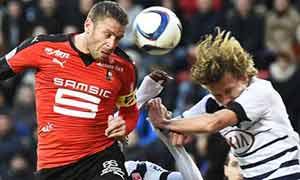 Rennes 2-2 Bordeaux
