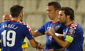 Russia 1-3 Croatia