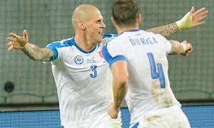 Slovakia 3-2 Switzerland