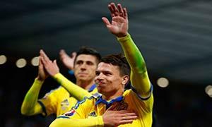 Slovenia 1-1 Ukraine