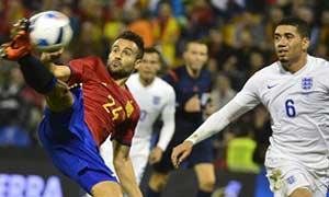 Spain 2-0 England