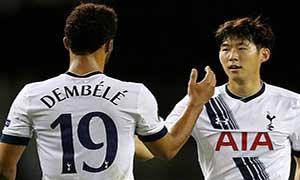 Tottenham Hotspur 2-1 Anderlecht