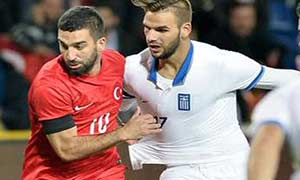 Turkey 0-0 Greece