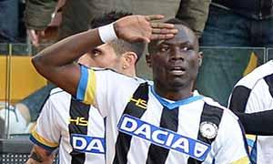 Udinese 1-0 Sampdoria