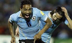 Uruguay 3-0 Chile