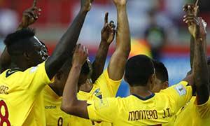 Venezuela 1-3 Ecuador