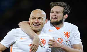 Wales 2-3 Netherlands