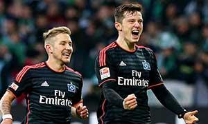 Werder Bremen 1-3 Hamburger SV