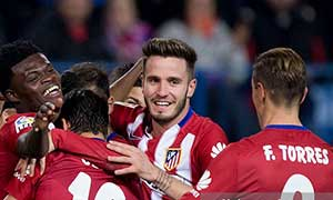 Atletico Madrid 1-0 Reus