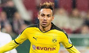 Augsburg 0-2 Borussia Dortmund