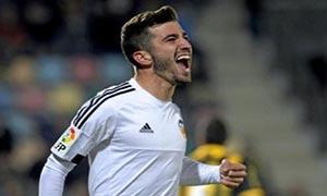 Barakaldo 1-3 Valencia