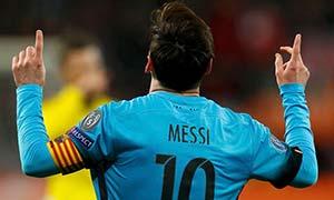 Bayer Leverkusen 1-1 Barcelona