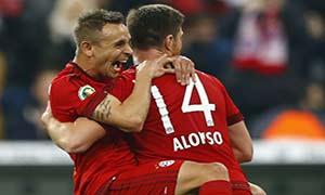 Bayern Munich 1-0 Darmstadt