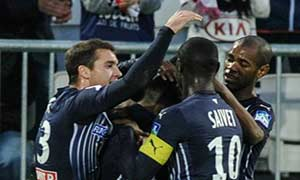 Bordeaux 3-0 AS Monaco