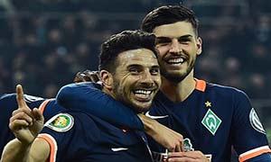 Borussia Monchengladbach 3-4 Werder Bremen