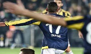 Fenerbahce 1-0 Istanbul Basaksehir
