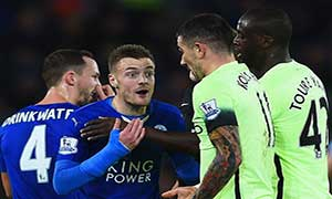 Leicester City 0-0 Manchester City