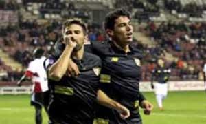 Logrones 0-3 Sevilla