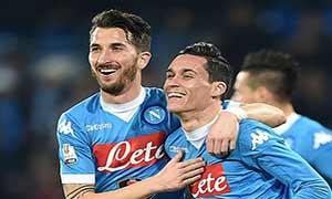 Napoli 3-0 Hellas Verona