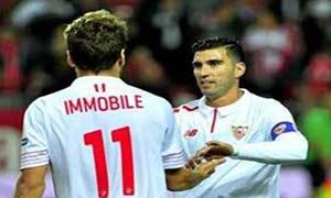 Sevilla 2-0 Logrones