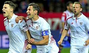 Sevilla 2-0 Sporting Gijon